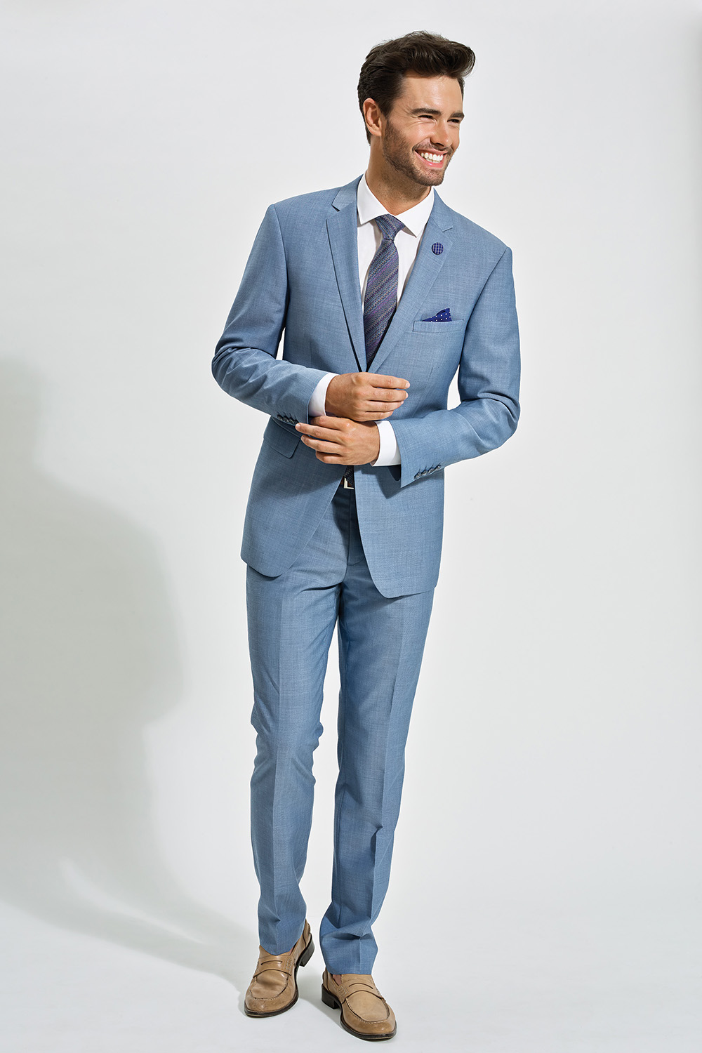 Rooney (Teal) - Retail |Suits Formal Wear