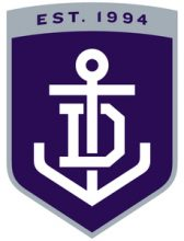 Fremantle Dockers Cuff Links