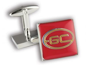 Gold Coast Suns Cuff Links